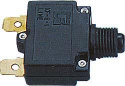 Proudový jistič 16 A - LVDK201